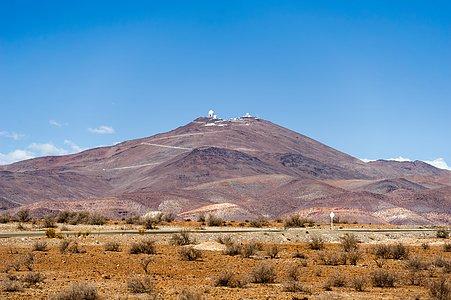 La Silla and surroundings
