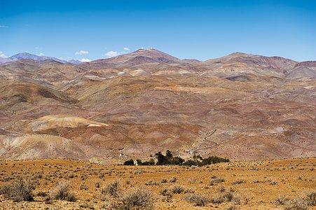 Mali La Silla nga baza deri në majë