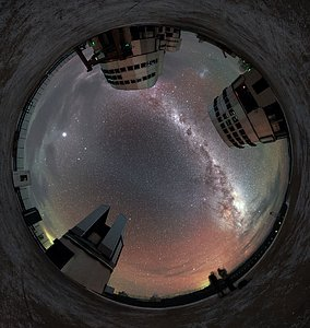 Panoramic Paranal perspective