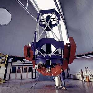 MPG/ESO 2.2-metre telescope with Wide Field Imager