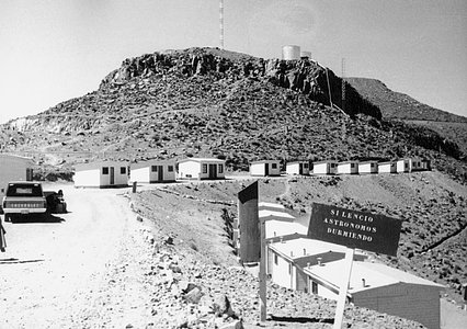 La Silla Dormitories