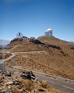 New Technology Telescope