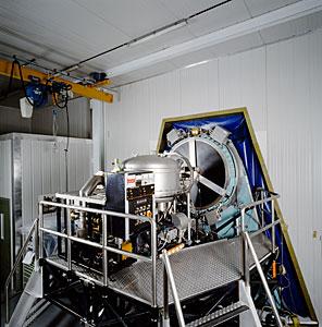 NTT IRSPEC instrument