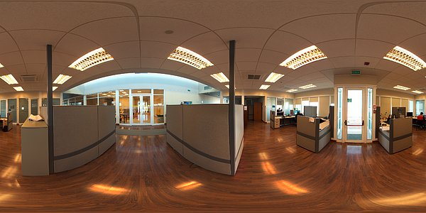OSF Admin Office Panorama