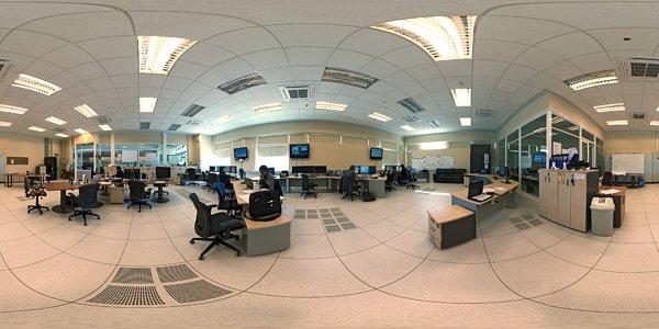 OSF Control Room Panorama