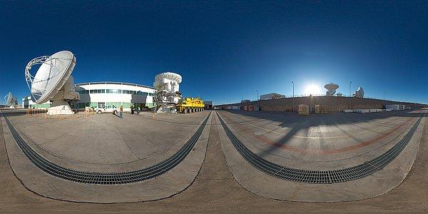 Panorama at the OSF