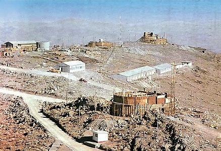 La Silla Construction  Overview 04