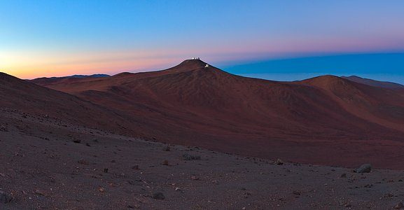 Paranal landscape