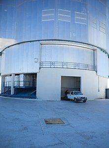 Paranal Liquid Nitrogen Facility