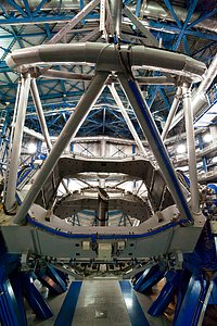 Unit Telescope of the VLT