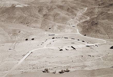 Pelicano: La Silla base camp, Oct.1966