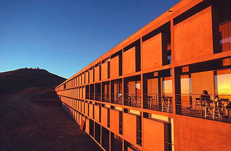 Residencia under sunlight