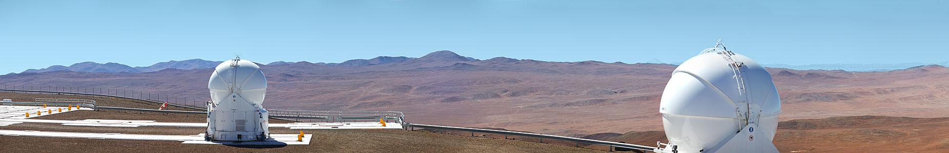 ESO Very Large Telescope array