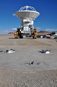 Positioning an Antenna at 5000 Metres Altitude
