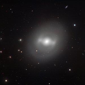 Darth Vader's Galaxy, NGC 936