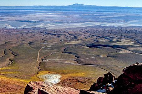 ALMA's OSF: An Oasis in the Desert