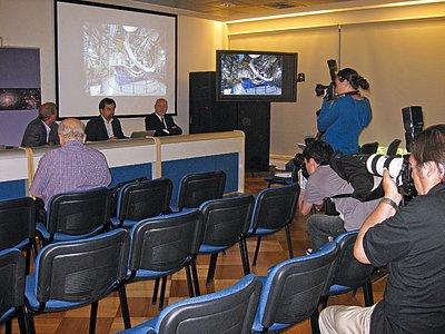 VISTA press event at Vitacura
