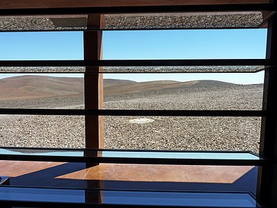 A Window to the Desert
