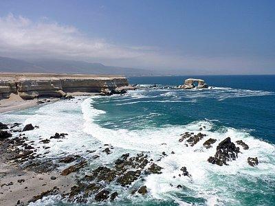 """""""La Portada"""" in Antofagasta"""