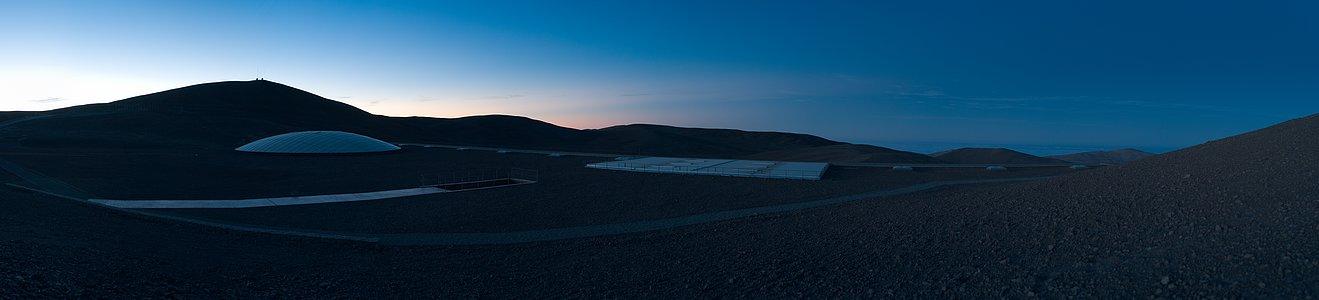 The Residencia at Dawn *
