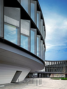 Architecture at ESO
