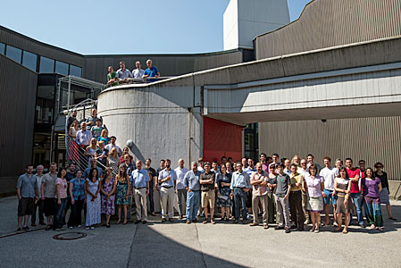 Science Day 2013 at ESO Headquarters