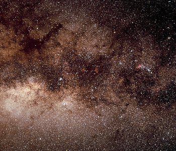 Scorpius in the Sky