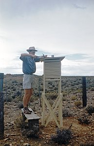 Weather Station in South Africa