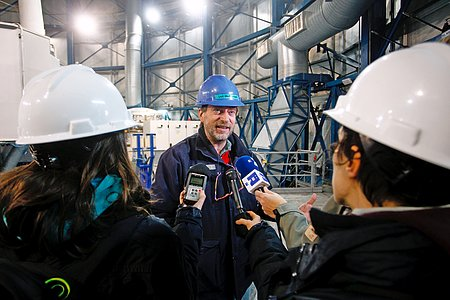 The International Press at Paranal Observatory