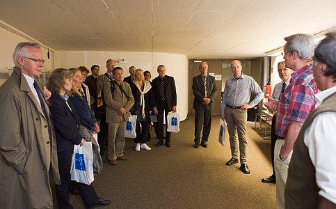 Swedish NRSC Visit
