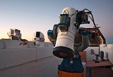 La Silla TAROT telescope
