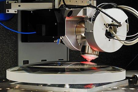 VLT 4LGSF OTA L2 lens measurement on NANOMEFOS
