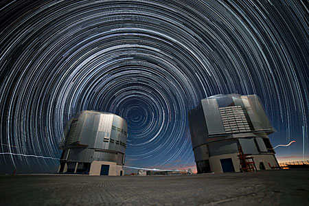 Five Hours at Paranal