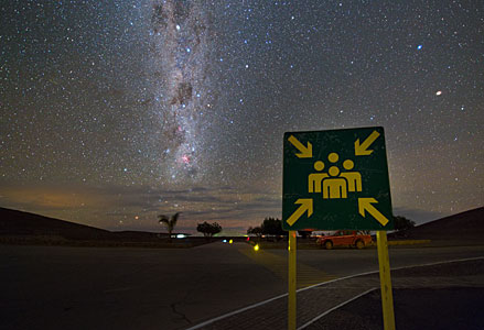 Paranal Assembly Point