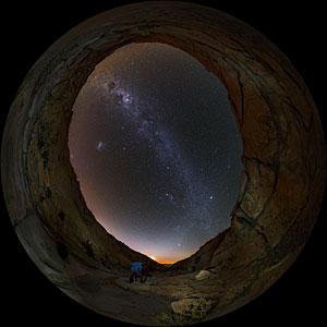 Cosmic Hole