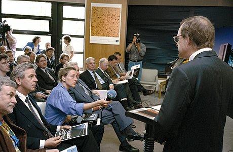 VLT press conference