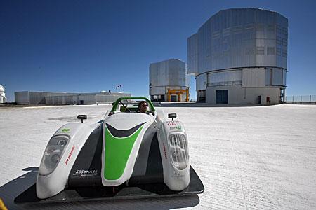 Electric Supercar on the VLT Platform