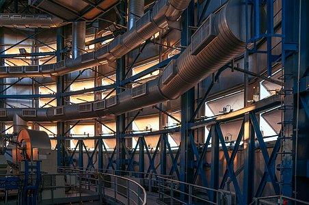 Inside a Unit Telescope