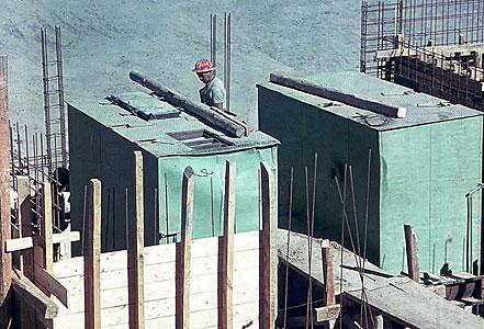 La Silla Water Substation 02