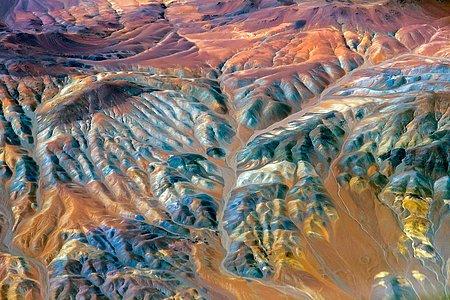 Chilean landscape in a new light