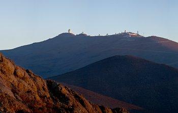 Mounted image 009: La Silla Observatory