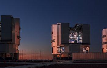 Mounted image 161: Paranal Panorama at Twilight