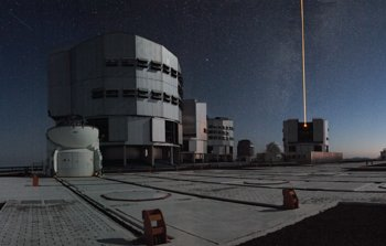 Mounted image 052: Early Morning on Paranal