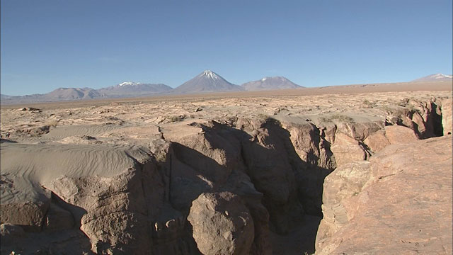 Landscape around the ALMA observatory (part 1)