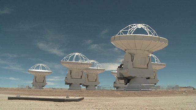 Moving ALMA antennas
