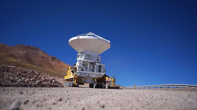 Video News Release 42: The final ALMA antenna arrives at Chajnantor