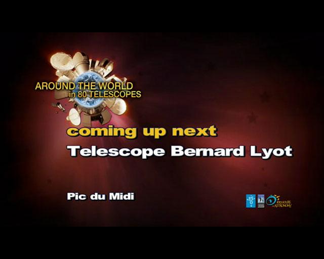 Bernard Lyot (AW80T webcast)