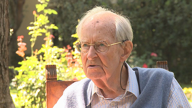 Prof. Adriaan Blaauw (1914–2010) speaks about the aims of ESO