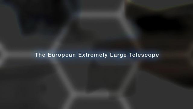 E-ELT Teaser