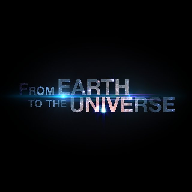 "The planetarium show ""From Earth to the Universe"""